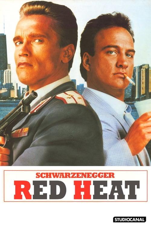 Red Heat - Movie Poster
