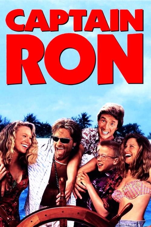 Captain Ron - Movie Poster
