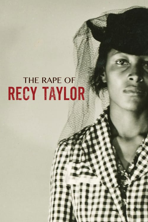 The Rape of Recy Taylor - Movie Poster