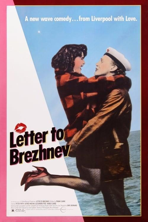 Letter to Brezhnev - Movie Poster