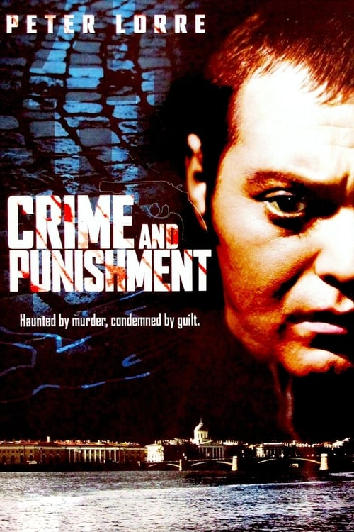 Crime and Punishment - Movie Poster