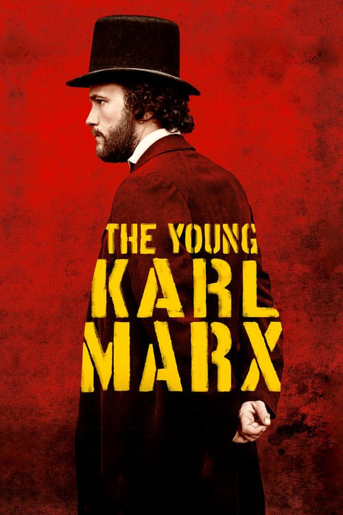 The Young Karl Marx - Movie Poster