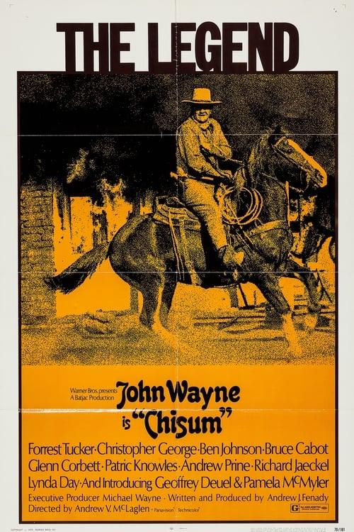 Chisum - Movie Poster