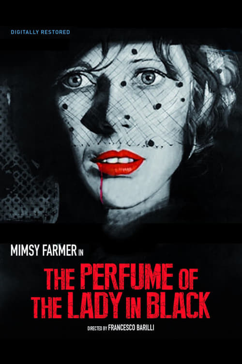 The Perfume of the Lady in Black - Movie Poster