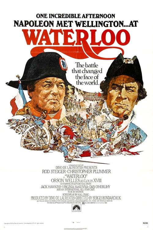 Waterloo - Movie Poster