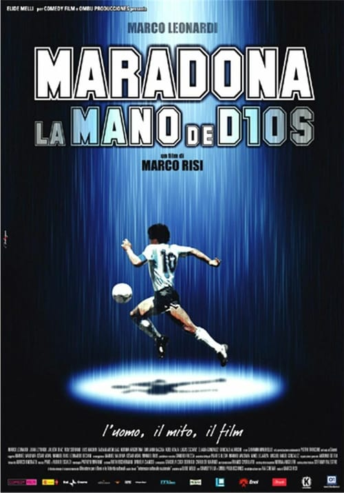 Maradona, the Hand of God - Movie Poster