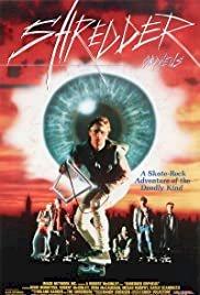 Shredder Orpheus - Movie Poster