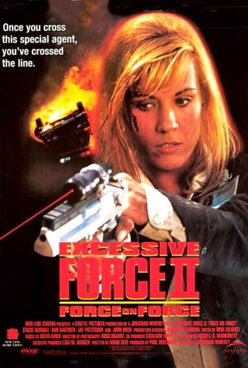Excessive Force II: Force on Force - Movie Poster