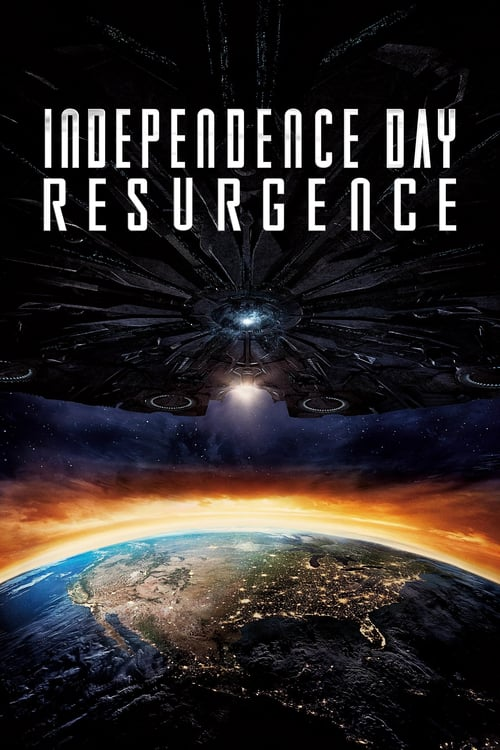 Independence Day: Resurgence - Movie Poster