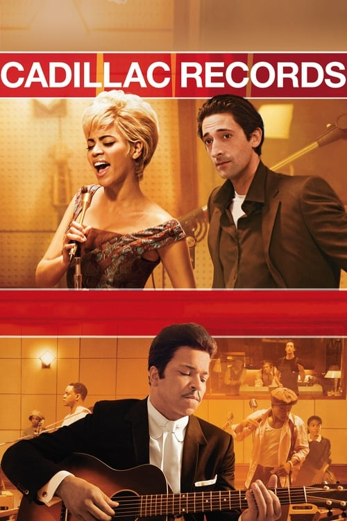 Cadillac Records - Movie Poster