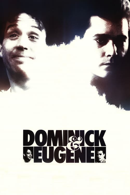Dominick and Eugene - Movie Poster