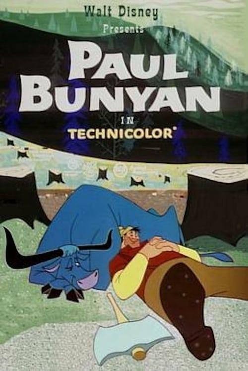 Paul Bunyan - Movie Poster