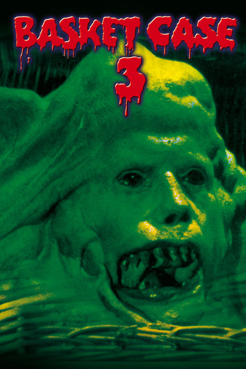 Basket Case 3 - Movie Poster