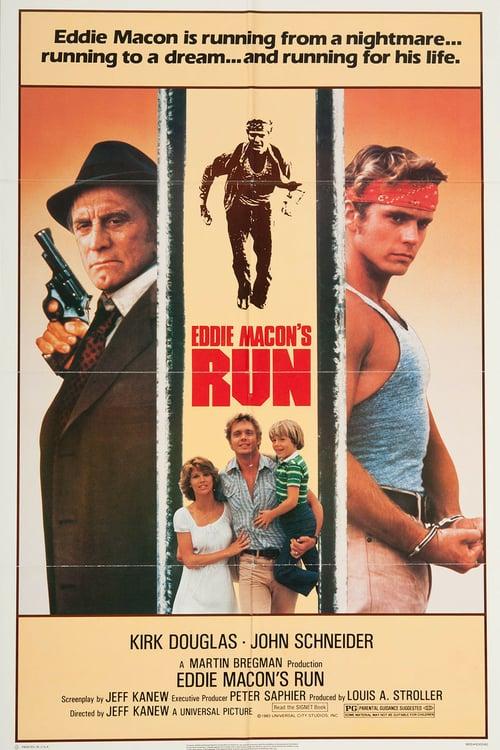 Eddie Macon's Run - Movie Poster