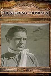 Thundering Thompson - Movie Poster