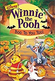 Boo to You Too! Winnie the Pooh - Movie Poster