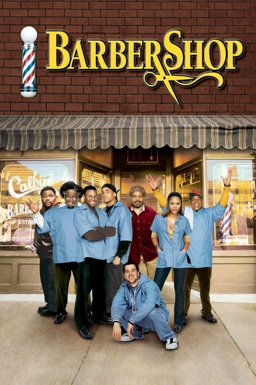 Barbershop - Movie Poster