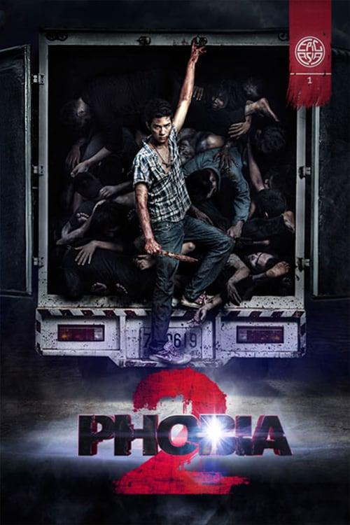 Phobia 2 - Movie Poster