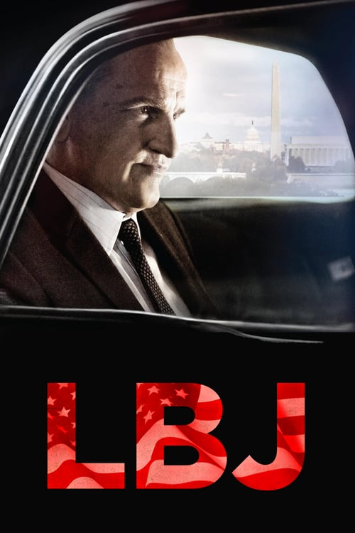 LBJ - Movie Poster