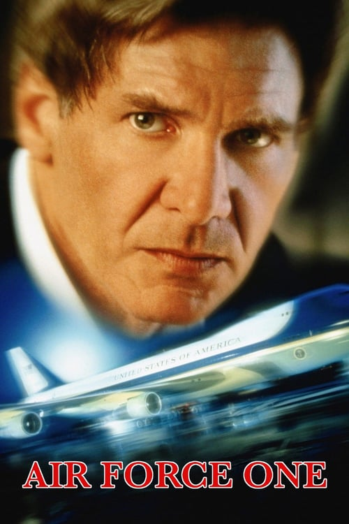 Air Force One - Movie Poster