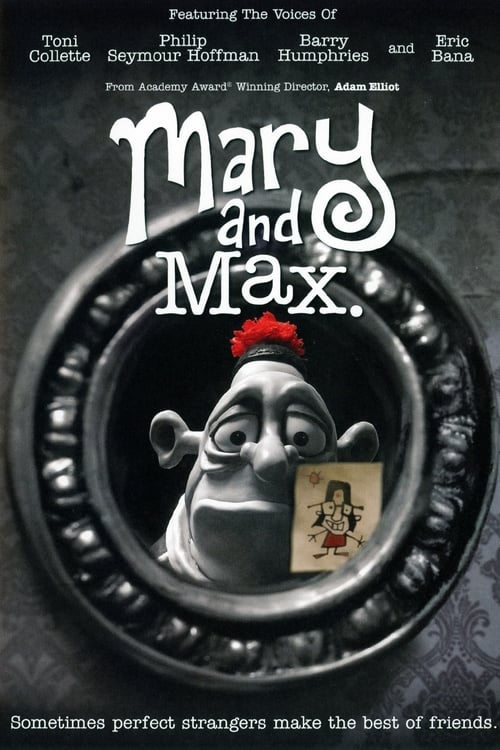 Mary and Max - Movie Poster