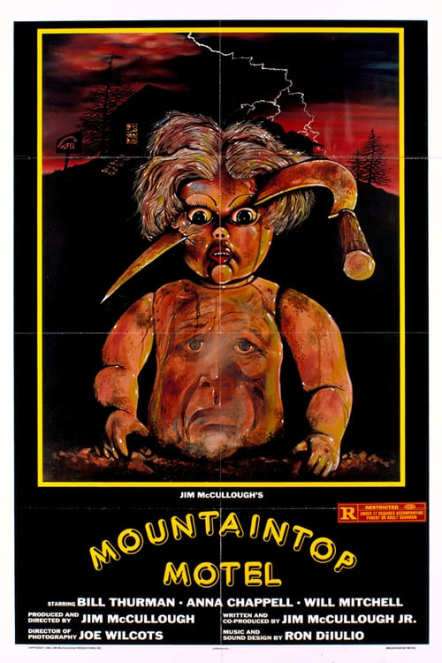 Mountaintop Motel Massacre - Movie Poster