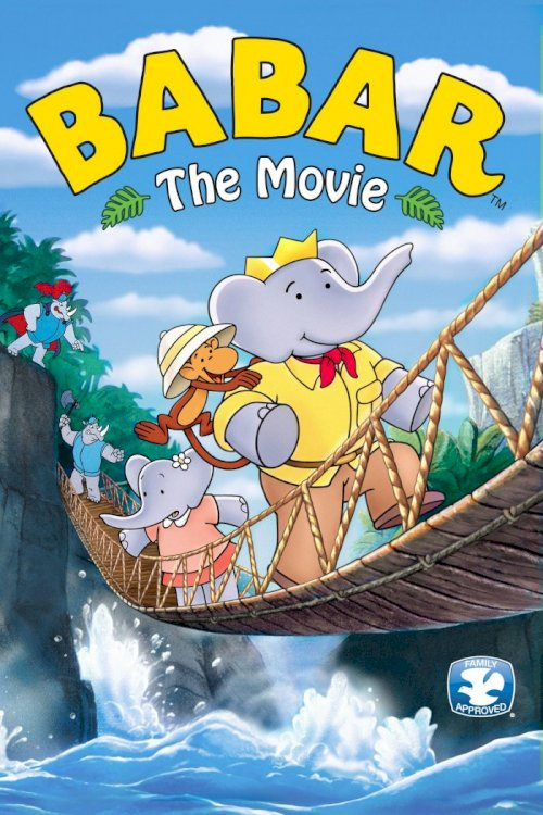 Babar: The Movie - Movie Poster