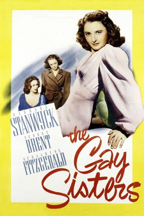The Gay Sisters - Movie Poster