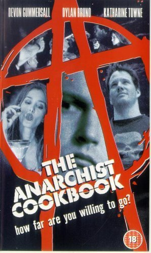 The Anarchist Cookbook - Movie Poster