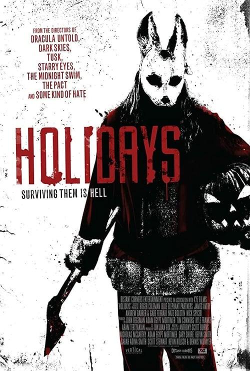 Holidays - Movie Poster