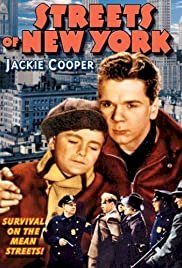 Streets of New York - Movie Poster
