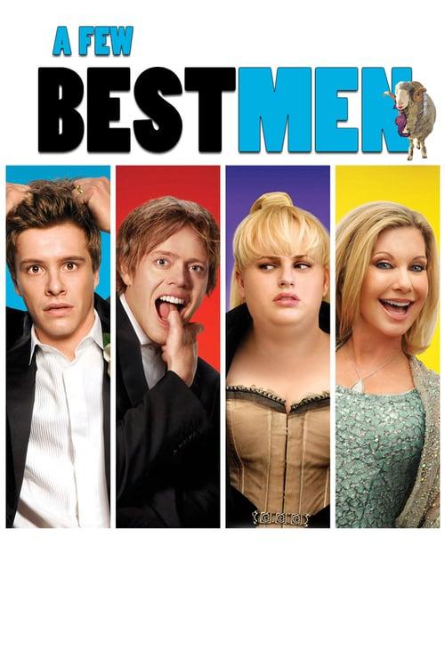 A Few Best Men - Movie Poster