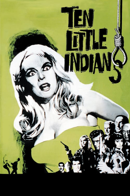 Ten Little Indians - Movie Poster