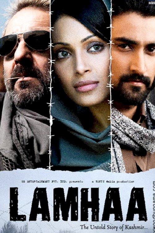 Lamhaa - Movie Poster