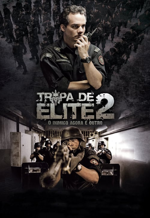 Elite Squad: The Enemy Within - Movie Poster