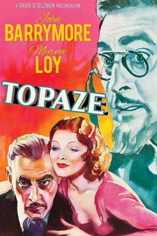Topaze - Movie Poster