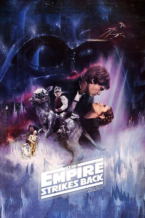 The Empire Strikes Back - Movie Poster