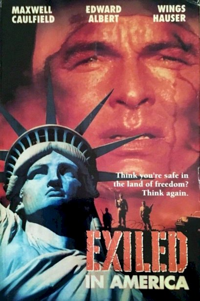 Exiled in America - Movie Poster