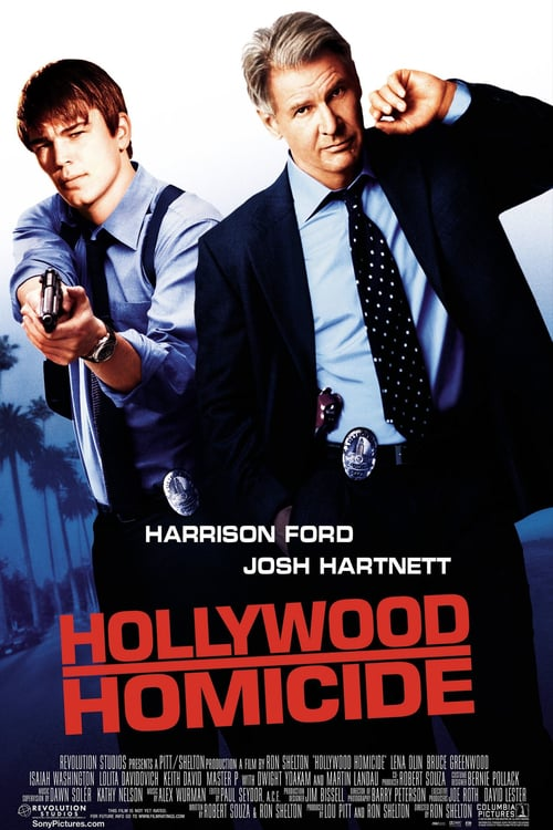 Hollywood Homicide - Movie Poster