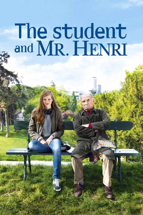 The Student and Mister Henri - Movie Poster