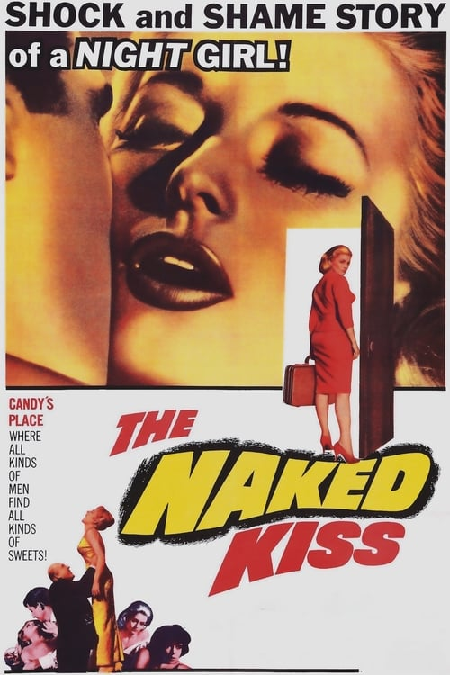 The Naked Kiss - Movie Poster