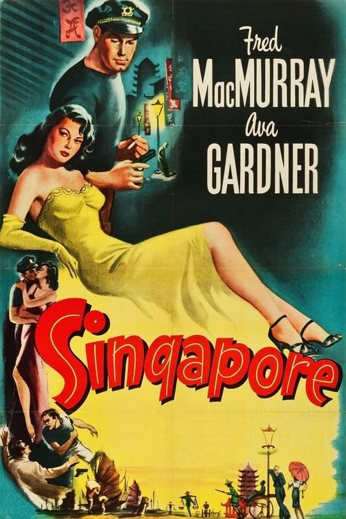 Singapore - Movie Poster
