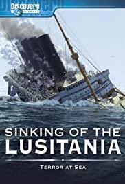 Sinking of the Lusitania - Movie Poster