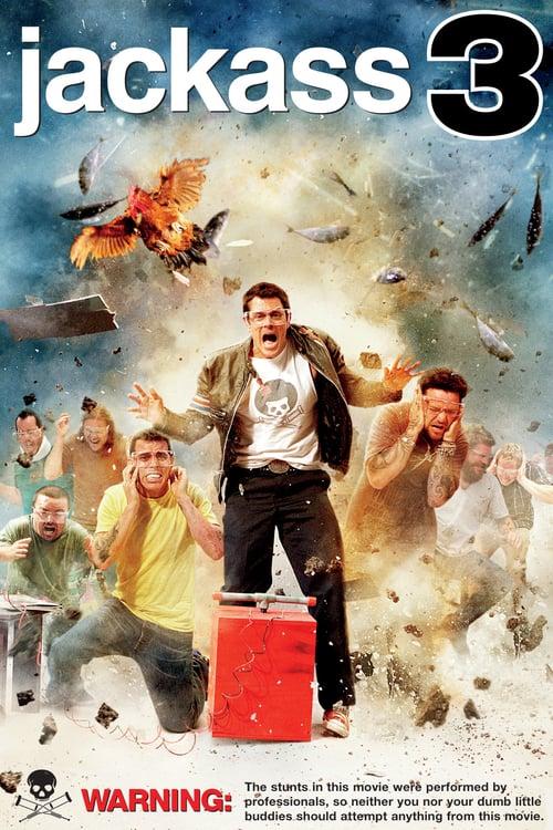 Jackass 3D - Movie Poster