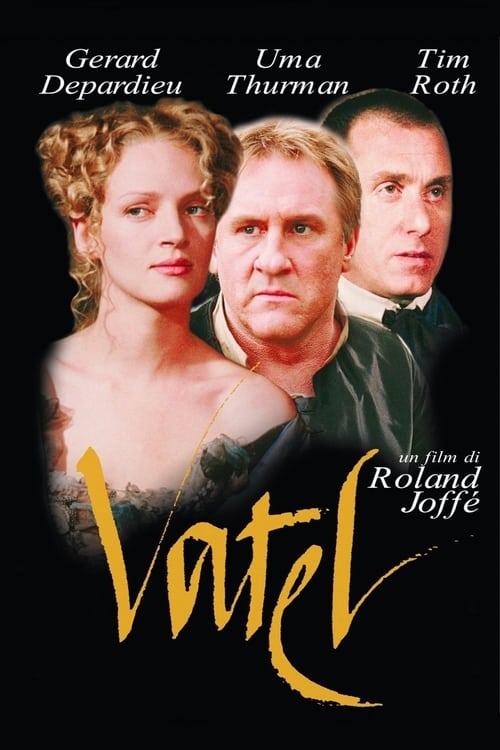 Vatel - Movie Poster