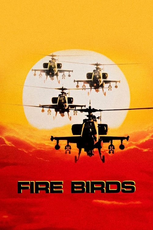 Fire Birds - Movie Poster