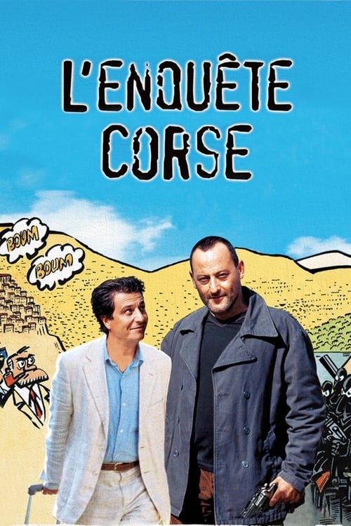 The Corsican File - Movie Poster
