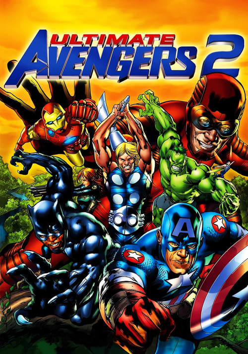 Ultimate Avengers 2 - Movie Poster