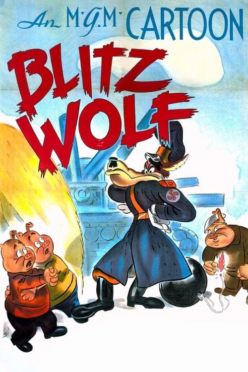Blitz Wolf - Movie Poster