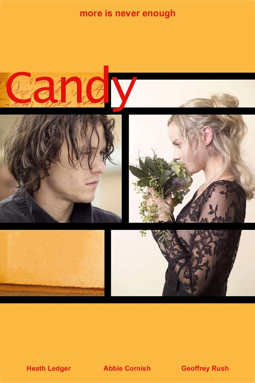 Candy - Movie Poster